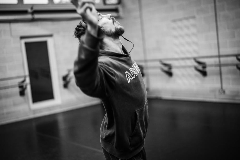 Mickaël Frappat - Dancer