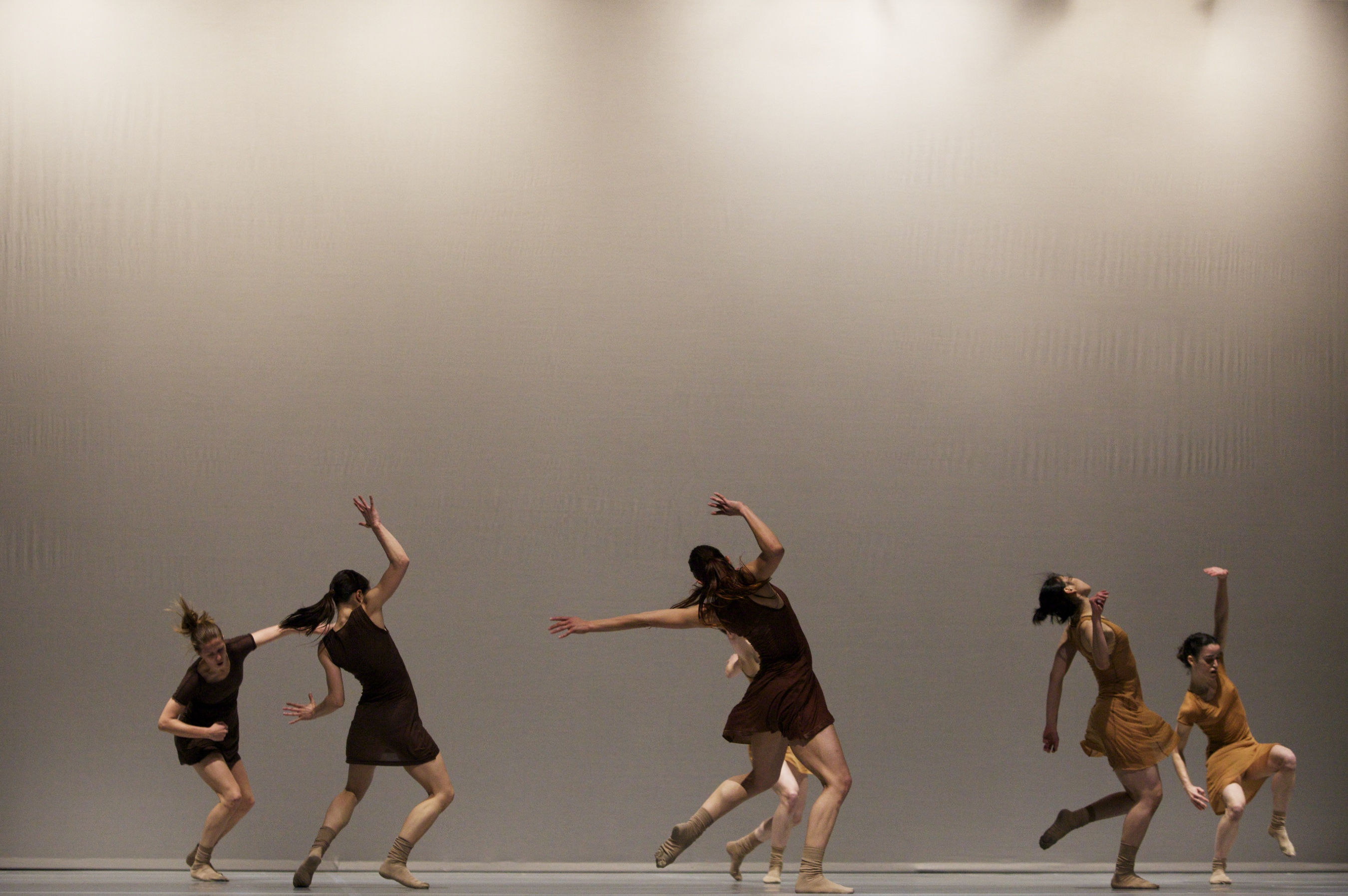 The Art Of Not Looking Back Hofesh Shechter