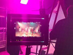 Filming Clowns (c) Henny Finch