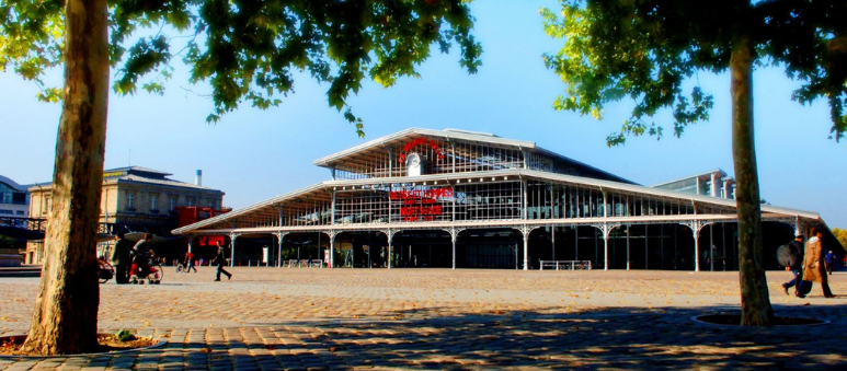 La Villette Théâtre De La Ville Venue Resized