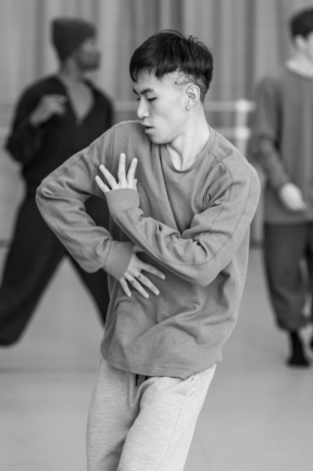 Chieh-Hann Chang - Dancer