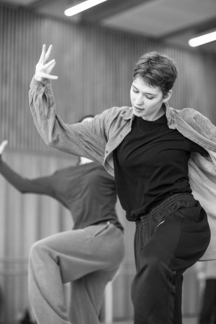 Marion Gautier de Charnacé - Dancer