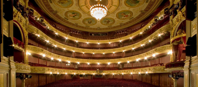 The Royal Danish Theatre Old Stage